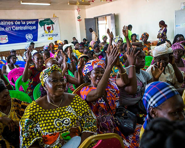 Humanitarian Law and Policy Blog: Challenging patriarchy: gender equality and humanitarian principles